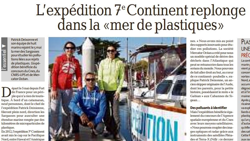 Revue De Presse #1 : France Culture, Libération, LeMonde…