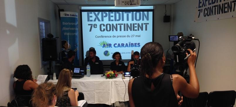 27 Mai : Conférence De Presse Depuis Le Salon Air Caraïbes à Fort De France