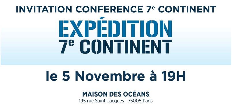 invitation septieme continent