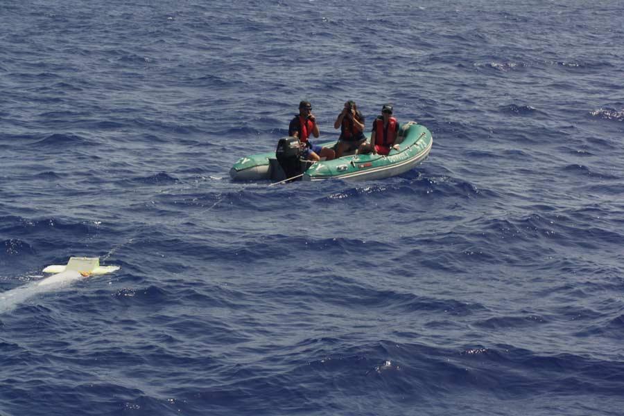 Dimanche 7 Juin – 11e Jour En Mer – 7e Jour Dans Le Gyre