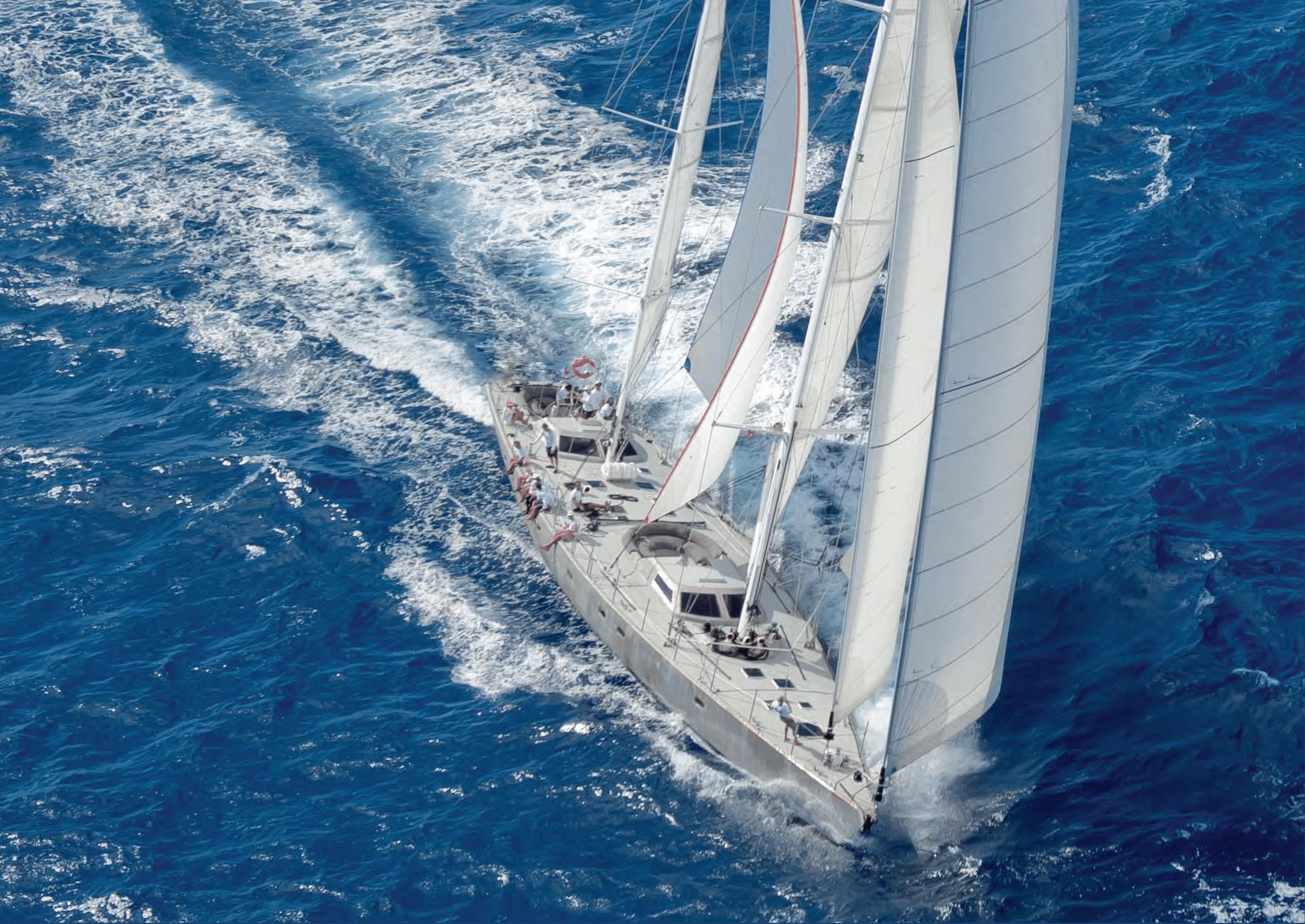 Expédition 7e Continent Naviguera à Bord Du Marama