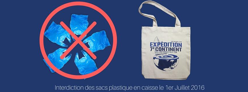 Interdiction Des Sacs Plastiques En 2016 : Interdiction des sacs plastique le er juillet la